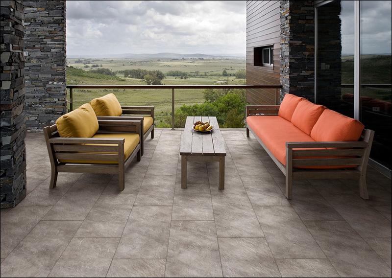Fagyálló, csúszásmentes kőporcelán greslap teraszokra