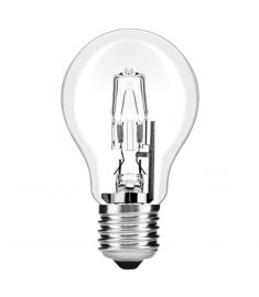 Avide CLASSIC halogén izzó, 52W, E27, meleg fehér fényű AHG27WW-52W