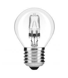 Avide CLASSIC MINI halogén izzó, 42W, E27, meleg fehér fényű AHMG27WW-42W