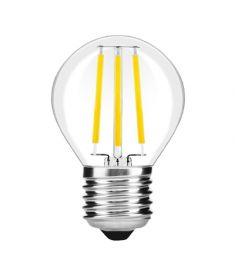 Avide FILAMENT MINI GLOBE retro LED izzó, E27, 4W, természetes fehér fényű ABLFMG27NW-4W
