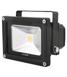 Avide FLOOD LIGHT LED reflektor, 10W, természetes fehér fényű ABFLNW-10W