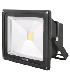 Avide FLOOD LIGHT LED reflektor, 30W, természetes fehér fényű ABFLNW-30W