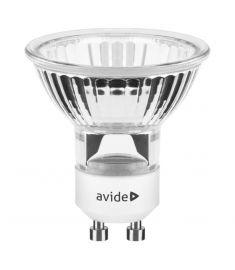 Avide SPOT halogén izzó, 42W, GU10, meleg fehér fényű AHGU10WW-42W