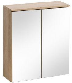 Comad REMIK OAK tükrös szekrény 68x60 cm, 842, tölgy színű remriv4