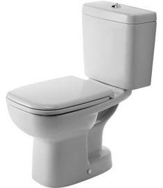 Duravit D-CODE monoblokkos WC csésze, mélyöblítésű, alsó kifolyású 21110100002