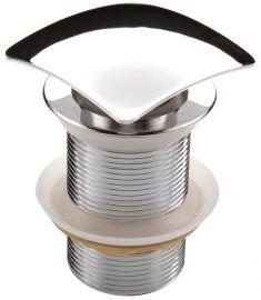 Deante CLICK-CLACK mosdó leeresztő Túlfolyó nélküli mosdóhoz NHC011A