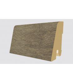 Egger Grey Brynford Oak dekorfóliás szegőléc, 240x1.7x6 cm, L508 1254919EPL076