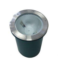 Elmark GRF 109 taposólámpa, fémhalogén, R7s, 150W, szatén nikkel, 96GRF109/150