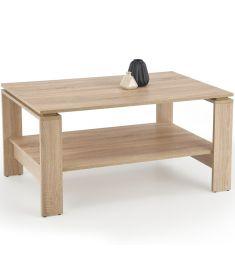 ANDREA dohányzóasztal, sonoma tölgy színű, 110x60x52 cm, HM1701