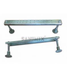 Sanimix Lábazat fürdőkádakhoz, 80cm 29.80LB