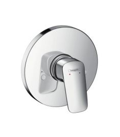Hansgrohe LOGIS egykaros falba építhető zuhany csaptelep, króm 71606000