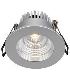 Markslöjd ARES beépíthető LED lámpa, ezüst, 3 db/szett, LED, 3x3.6W 106215
