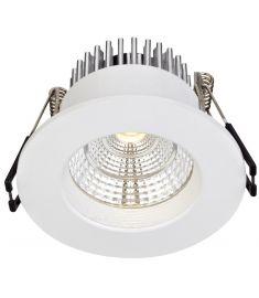 Markslöjd ARES beépíthető LED lámpa, fehér, 3 db/szett, LED, 3x3.6W 106214