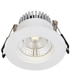 Markslöjd ARES beépíthető LED lámpa, fehér, LED, 3.6W 106216