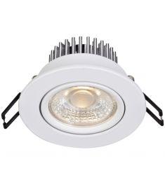 Markslöjd HERA beépíthető LED lámpa, 3db/szett, fehér, LED, 3x3.6W 106210