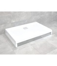 Radaway ARGOS D zuhanytálca előlap, króm, 160 cm 001-510154001